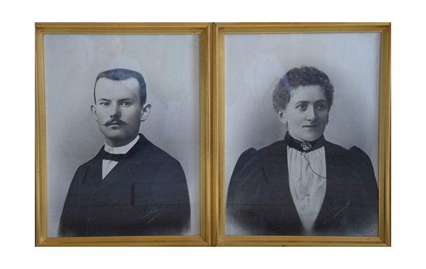 portrait des créateurs du bistrot