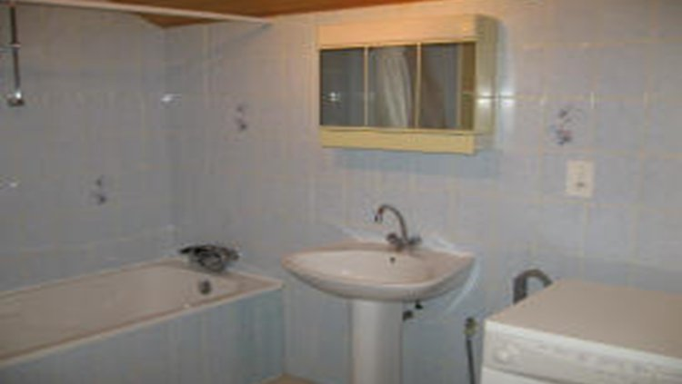 salle de bains du gîte