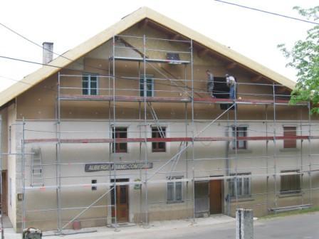 facade et toiture